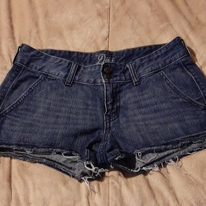 Old Navy Diva Jean Shorts